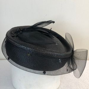 Black Sunday Hat approximately 22 inches inside